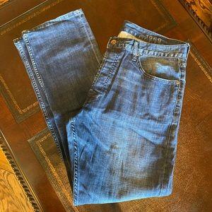 Jeans slim straight
